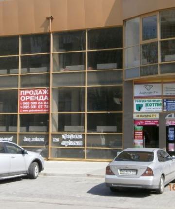 Оренда торгово-офісного приміщення ЖК Діамант - Оренда торгово-офісного приміщення ЖК Діамант
